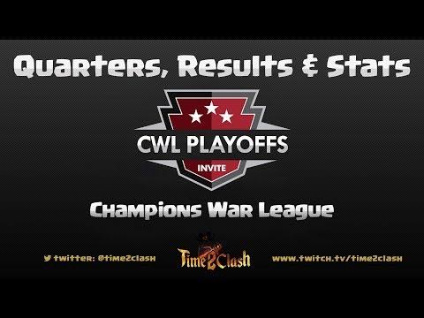 CWL PLAYOFFS | Season 3 Invite Quarter Finals Round