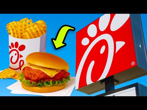 Top 10 Untold Truths of Chick-fil-A!!!