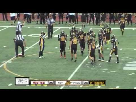Pittsburgh Passion vs. Montreal Blitz  May 10, 2014