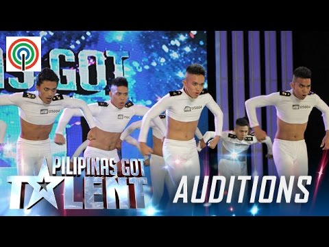 Pilipinas Got Talent Season 5 Auditions: Poseidon – Contemporary Marine Dancers