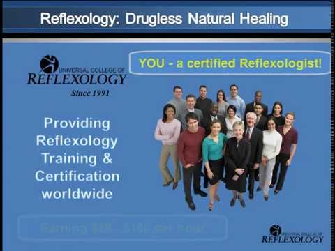 Reflexology Training Opportunity
