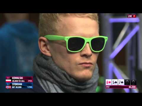 EPT 12 - Prague 2015: MAIN EVENT, Day 4. Онлайн Видео