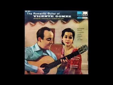 THE ROMANTIC GUITAR OF VICENTE GOMEZ
