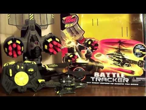 Air Hogs Battle Tracker - Review