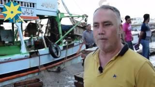"""بالفيديو: """"عزبة البرج""""..  آلاف المراكب وأجود الأسماك"""