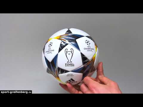 Adidas Finale 18 Kiev als Champions League 2018 Final Ball