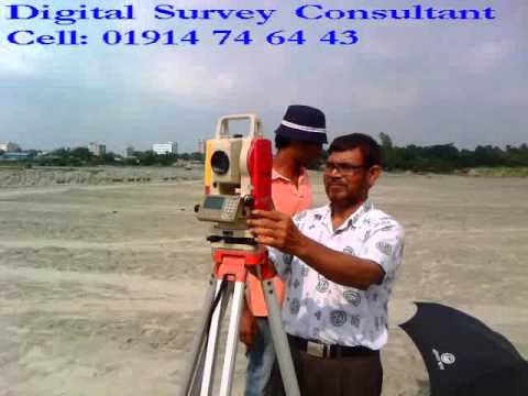 Digital Survey Consultant