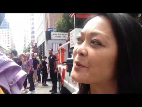 SF Assessor Carmen Chu At SF Pride Parade - Zennie62