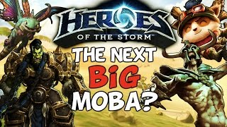 Heroes Of The Storm Review: The Next Big MOBA?