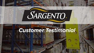 Sargento | AS/RS | Customer Testimonial