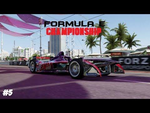 FORMULA E BAJNOKSÁG! // Forza Motorsport 7 KARRIER // #5