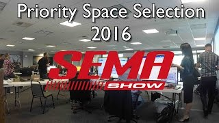 The 2016 SEMA Show Floorplan Comes to Life