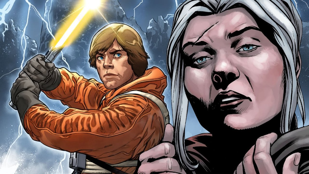 Can Luke Skywalker Trust His New Teacher?