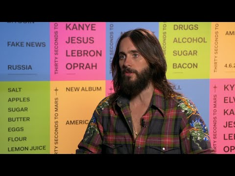 Jared Leto: 'Enough of the politics'