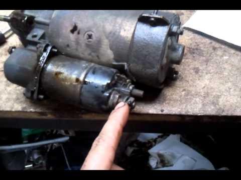 Cableado Para Comprobar Motor De Arranque Muelas Youtube
