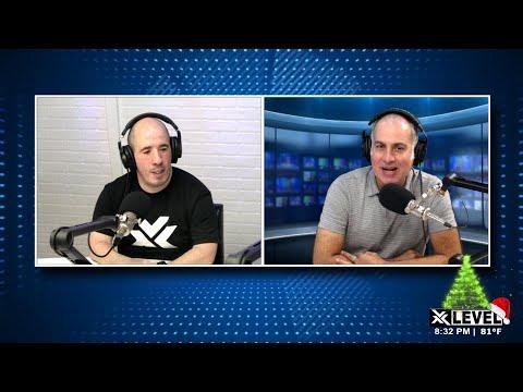 GEEKY TALKS - 23 DICIEMBRE 2019 - X LEVEL