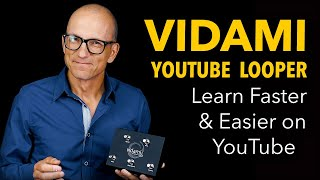 How to learn guitar faster with Vidami YouTube looper