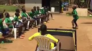 Best young African Football Talent
