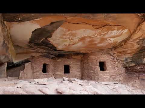 Anasazi ancient culture in United States