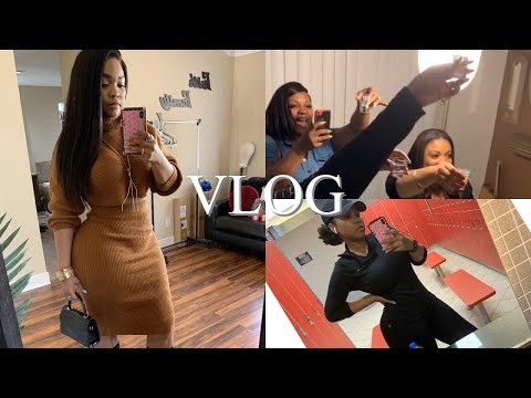 VLOG: WORKOUT ROUTINE | LANDING A REALITY SHOW?! | HOUSE PARTY | SHOPPING | Gina Jyneen