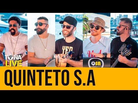 Tô Na Live - Quinteto S.A. Ao Vivo - OriginalNaLivedoQuinteto