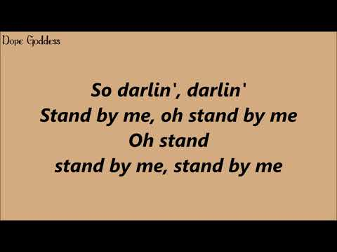 Skylar Grey - Stand By Me (Lyrics)
