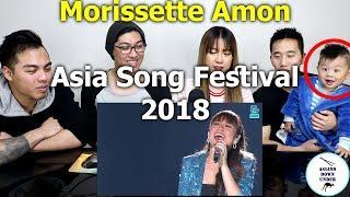 Morissette Amon On Asia Song Festival 2018 (FULL) | Reaction - Australian Asians