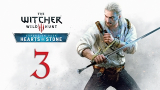 WITCHER 3: Hearts of Stone #3 - The Order of Flaming Fish