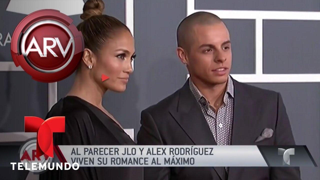 JLo conoce a la hermana de Alex Rodríguez | Al Rojo Vivo | Telemundo