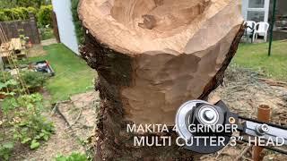Manpa Carving Tools Slo Mo