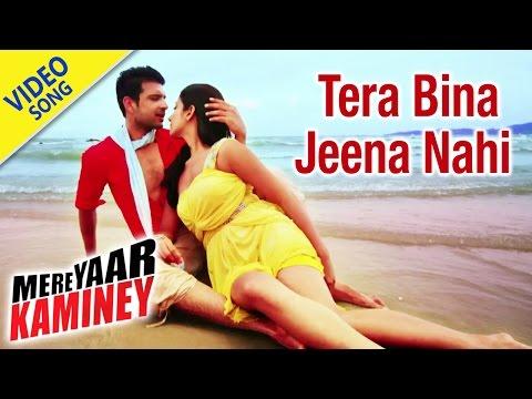 Tera Bina Jeena Nahi | Karan Kundra | Mere Yaar Kaminey Movie | Latest Punjabi Songs | Yellow Music
