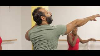 PHUSION-Ballet Class Mr. Marcelle