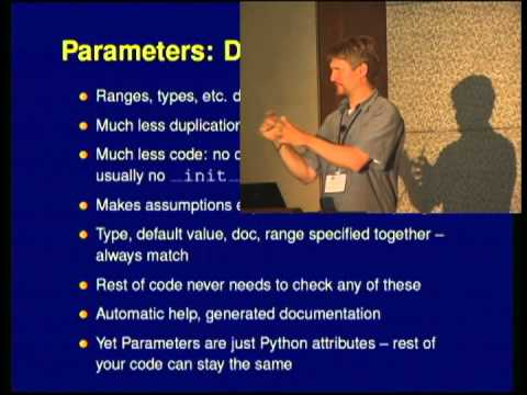 Param: Declarative programming using Parameters
