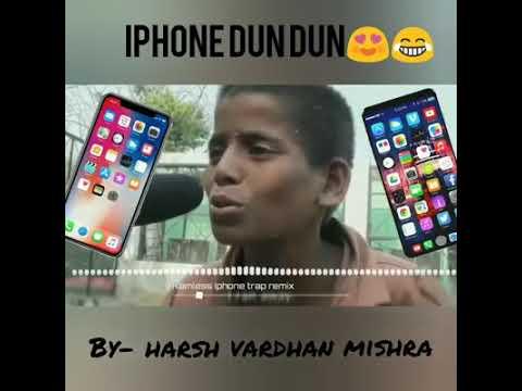 Kamlesh iphone trap remix by harshvardan