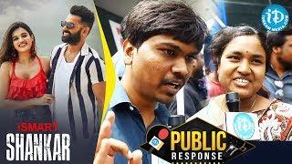 Ismart Shankar Movie Public Response ||Ram Pothineni | Nidhhi Agerwal | Nabha Natesh | IDream Movies