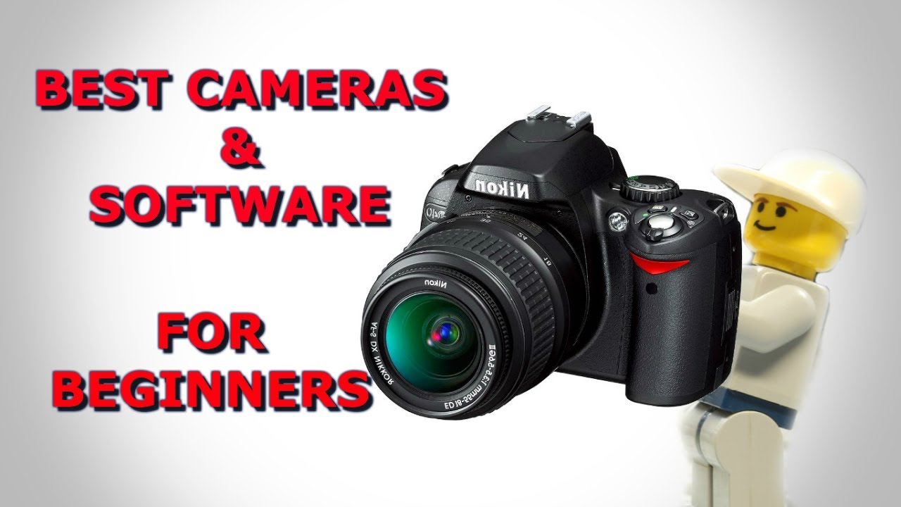 Best Cameras & Software for Stopmotion Beginners - YouTube