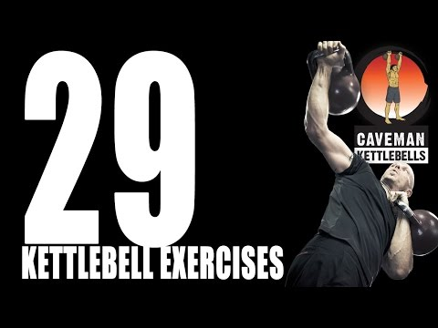 29 kettlebell exercises