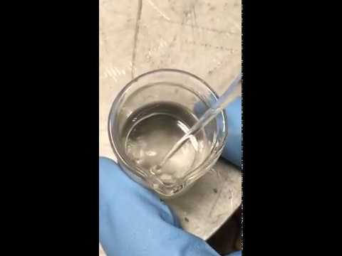 Separation of contaminants from raw powders