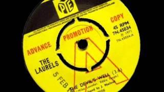 THE LAURELS - Devils Well ,1971 UK Rare British Pop & Psych