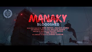 MANAKY - BLOODSHED official musicvideo 4K