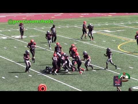 👀🤐🚫 Game Of The Week Federal Way Hawks 6 vs. NW Cougars (Week 1 Full Game) 2017