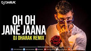 Oh Oh Jane Jaana (Remix) - DJ DHARAK | D-Effect 4 | Harshil Palsana Visuals
