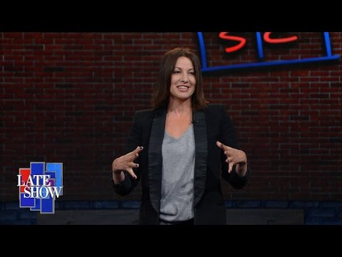 Bonnie McFarlane Performs Stand Up