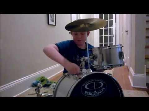 Junior's Drum Set Tutorial