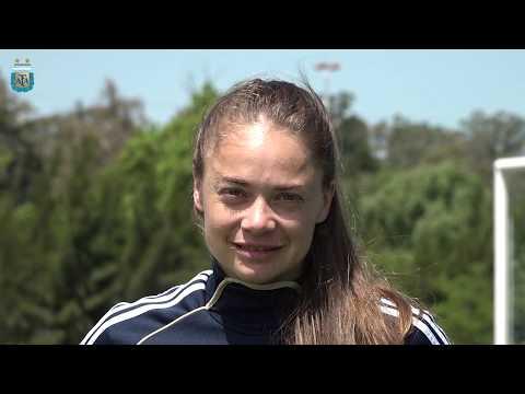 #FútbolFemenino: Estefanía Banini palpita el encuentro ante Panamá