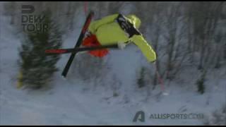 Jossi Wells, Simon Dumont, Peter Olenick - Winter Dew Snowbasin 2010