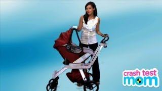 Orbit Baby Stroller Travel System G2 Crash Test Mom Reviews Youtube