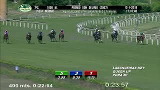 Vidéo de la course PMU PREMIO DON DELIRIO 2007
