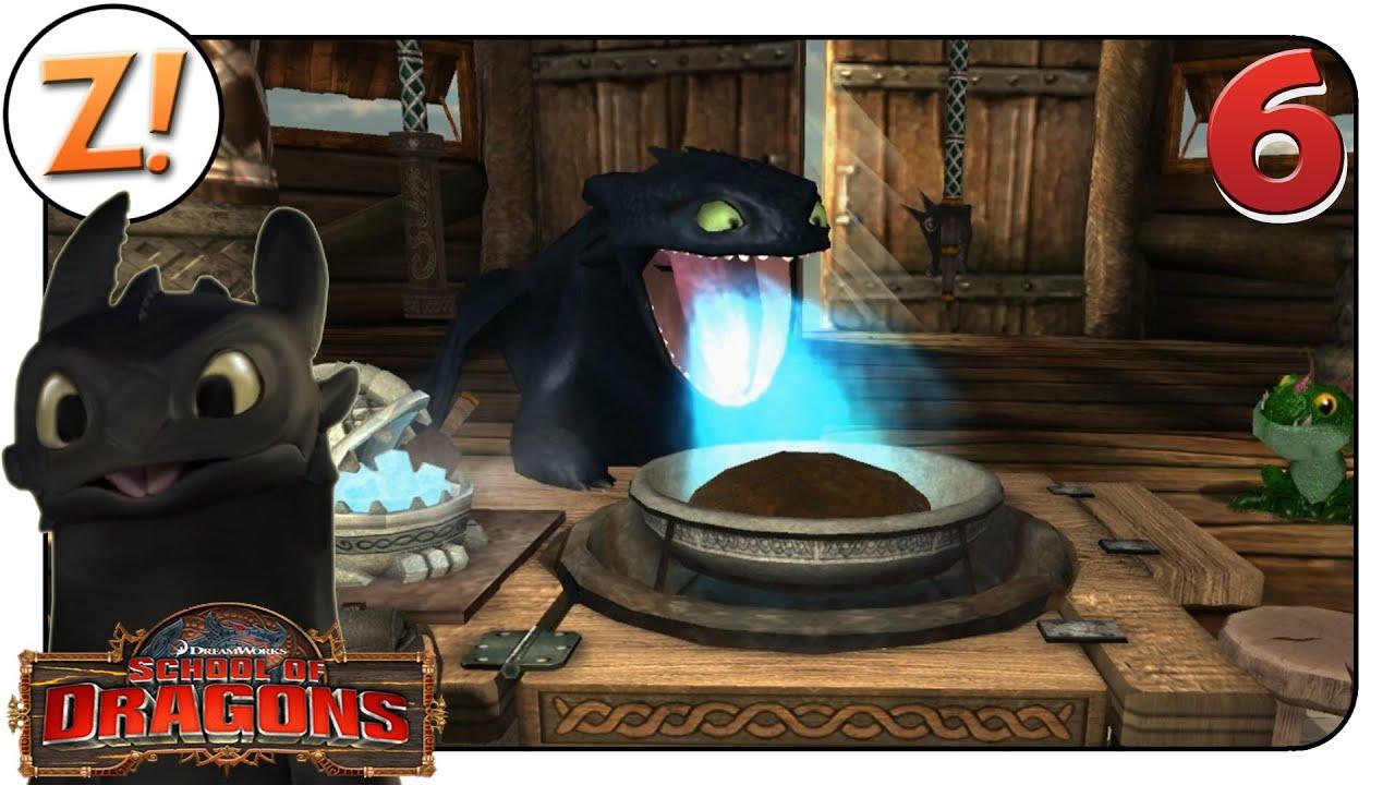 School Of Dragons Spielen