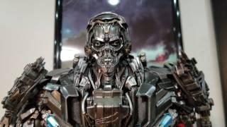 Prime 1 Transformers 4 Lockdown Statue Review